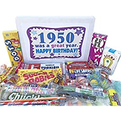 1950 Retro Candy Assortment from Childhood