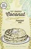 Trader Joe's Toasted Coconut Pancake Mix 19oz