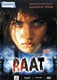 RAAT Hindi DVD Fully Boxed Horror Movie with Subtitles