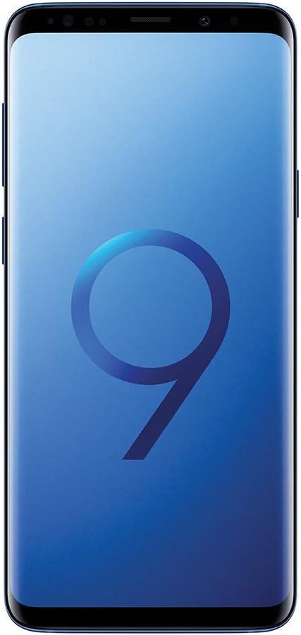 Amazon Com Samsung Galaxy S9 Plus 6 2 Dual Sim 64gb Sm G965f Ds Factory Unlocked Lte Smartphone Coral Blue International Version