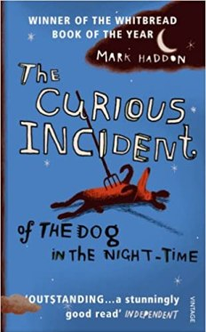 Image result for The Curious Incident of the Dog in the Night-time amazon