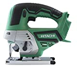 Hitachi CJ18DGLP4 18V Cordless Lithium-Ion Jig Saw with Lifetime Tool Warranty (Tool Only, No Battery)
