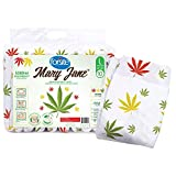 Forsite Mary Jane Max Absorbency Briefs (Medium) (Large-36'-50')