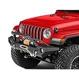 Barricade Adventure HD Front Bumper - for Jeep Wrangler JL 2018-2019