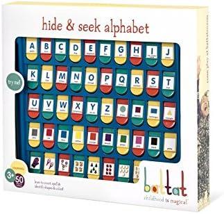 Battat Hide Seek Alphabet
