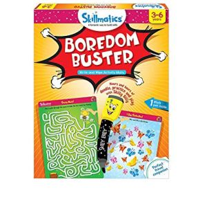Skillmatics Educational Game: Dots and Mazes (3-6 Years) 22  Skillmatics Educational Game: Dots and Mazes (3-6 Years) 51K3vCrPYNL