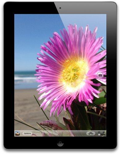 Apple iPad with Retina Display MD510LL/A (16GB, Wi-Fi, Black) 4th Generation (Renewed)