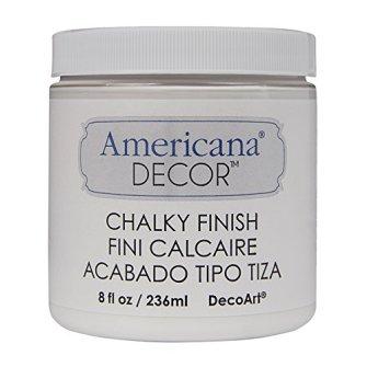 Deco Art White Chalk Paint American Decor Chalky Finish Paint Everlasting White