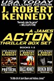 The James Acton Thrillers Series: Books 1-3 (The James Acton Thrillers Series Box Set)