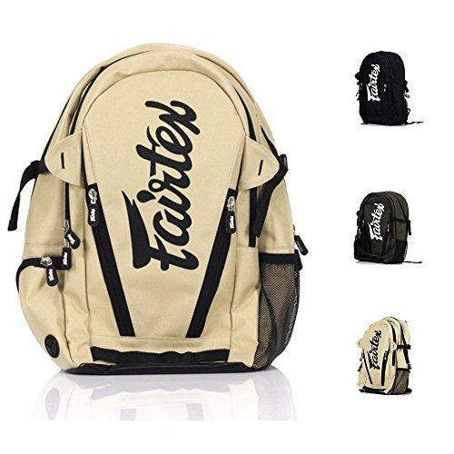 Fairtex Compact BackPack Gym Bag BAG8 (Desert)