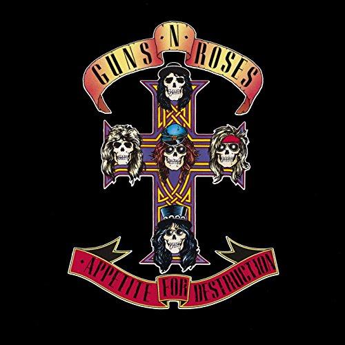 Appetite for Destruction: Guns N' Roses: Amazon.fr: Musique