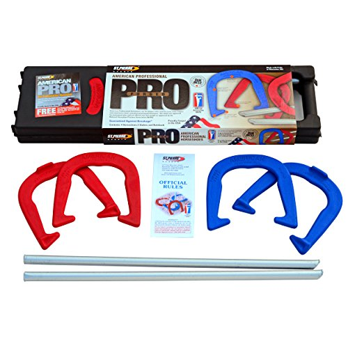 St. Pierre American Pro Series Horseshoes Complete Set
