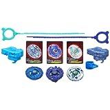 Beyblade Shogun Steel Battle Tops Water Team Set(Discontinued by manufacturer)