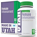 Female Enhancement Natural Libido Boosting Formula - with Vitamins, Minerals and Tribulus, Epimedium, Ginseng, Maca, We Added Bioperine for Maximum Absorption and Bioavailability