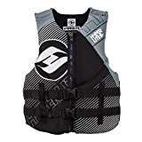 Hyperlite Men's Indy Life Jacket Gray (XL)