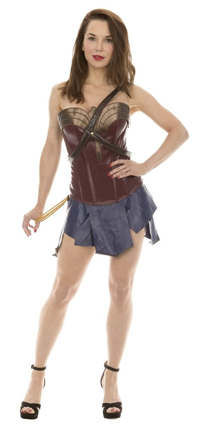 wonder woman movie 2017 costumes - Wonder Woman Corset & Skirt Cosplay Costume
