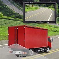 Backup-Camera-System-Wireless-7-Car-Backup-Camera-Monitor-for-TrucksCarsSUVsPickupsVansCampers-HD-Color-Night-Vision-Waterproof-2-Rear-View-Camera-Guide-Lines-Reversing-Use-Easy-Installation