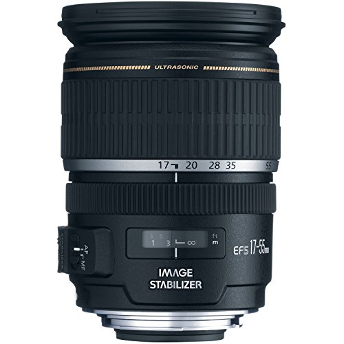 Canon EF-S 17-55mm f/2.8 IS USM Lens for Canon DSLR Cameras