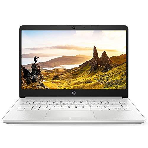 "51KgB JENVL HP 14 10th Gen Intel Core i3 Processor 14"" (35.56cms) FHD Laptop computer (4GB/1TB HDD/Home windows 10 House/MS Workplace/Pure Silver/1.47Kg), 14s-cf3006tu"