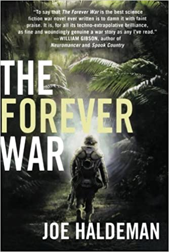 Image result for The Forever War by Joe Haldeman