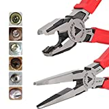 VamPLIERS World's Best Pliers VT-001-S2J Rusted/Damage/Security Screw Extraction Pliers Best Holiday Christmas Gift Ideal for Corporate/Friends and Family Gifts that last beyond Christmas season!