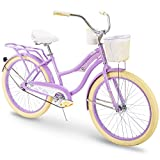 Huffy Cruiser Bike Womens, Holbrook 24 inch, Lavender