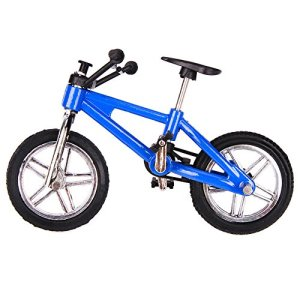 Auxsoul 2 Sets New Functional Finger Mountain Bicycle Set BIK BMX Boy's Toy Gift Creative Game 51KlA0XuAFL