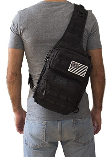 Gecko Equipments Tactical Sling Bag for...