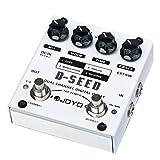 JOYO D-SEED Multi Pedal Dual Channel Digital Looper Pedal Multi-Effect