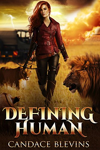 Defining Human By Candace Blevins