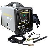 Pro-Series MMIG125 125 Amp Fluxcore Welder Kit, Black