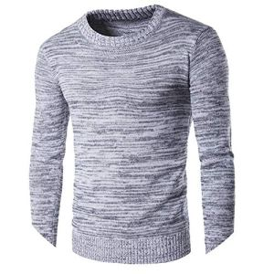 Amazing-cool 2018 Winter Mens Pullover Sweaters Cotton Casual O Neck Sweater Jumpers