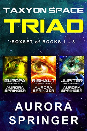 Taxyon Space by Aurora Springer