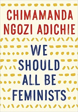 Image result for we should all be feminists book
