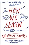 How We Learn: The Surprising Truth About When, Where, and Why It Happens