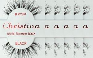 6packs Eyelashes - WSP by Christina