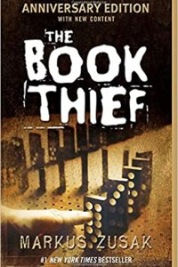 The Book Thief Book Cover