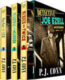 The Detective Joe Ezell Mystery Boxed Set, Books 1-3: Three Complete Cozy Mysteries