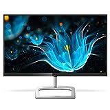 Philips 276E9QDSB 27' Frameless Monitor, Full HD 1920x1080 IPS, 124% sRGB & 93% NTSC, FreeSync, HDMI/DVI-D/VGA, VESA
