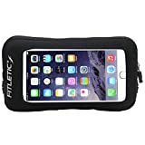 Fitletic SmartCase Phone Add On for iPhone 6 and Galaxy Note 5, Black