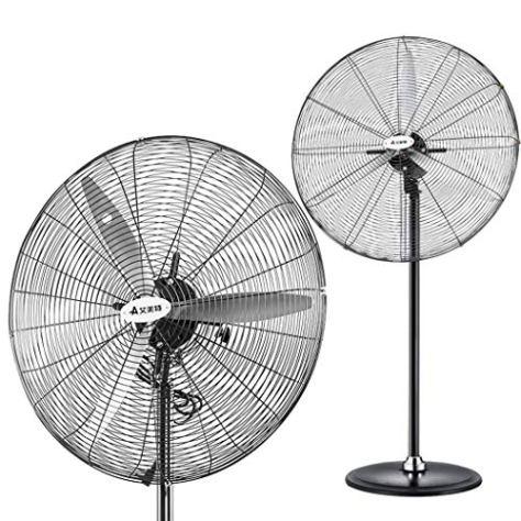 DLT Retro Oscillating Stand Pedestal Fan