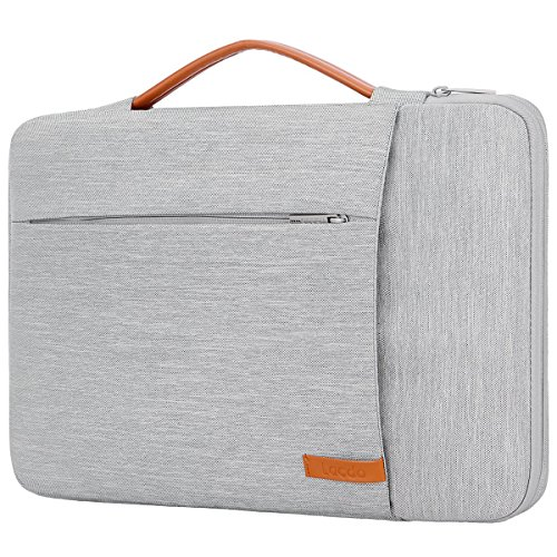 Lacdo 360° Protective Laptop Sleeve Case Briefcase