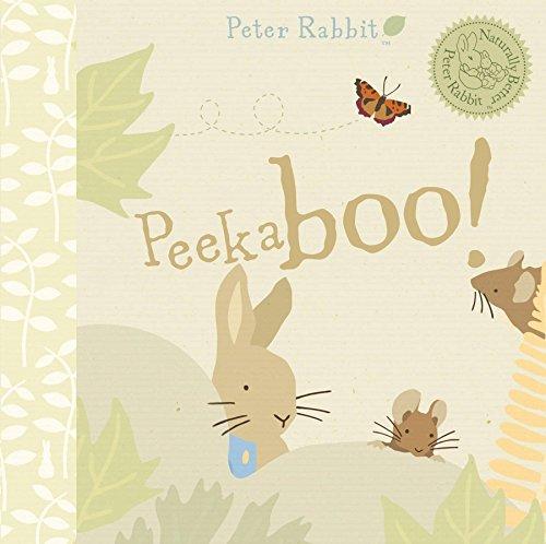 Peter Rabbit Peekaboo! (Peter Rabbit Naturally Better)