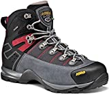 Asolo Men's Fugitive GTX Hiking Boots (10.5 M US, Grigio/Gunmetal)