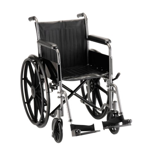NOVA Medical Products 16' Hammertone Wheelchair