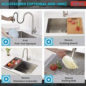 Modena-Undermount-Kitchen-Sink-Set-16-Gauge-Stainless-Steel-30-Inch-Single-Bowl