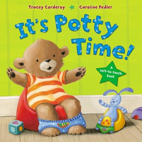 Image result for It's Potty Time! Tracey Corderoy