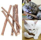 TKOnline-Cat-Catnip-Natural-Matatabi-Chew-Sticks-Teeth-Grinding-Chew-Toy-30-Pieces