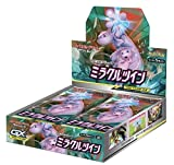 Pokemon Card Game Sun & Moon Expansion Pack Miracle Twin Box