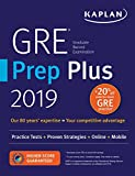 GRE Prep Plus 2019: Practice Tests + Proven...